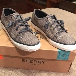 Sperry tennis shoes